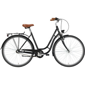 Excelsior Touring ND 3-speed TSP, negro/marrón
